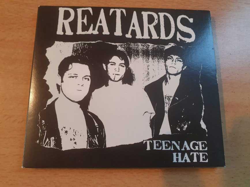 Reatards - Teenage Hate