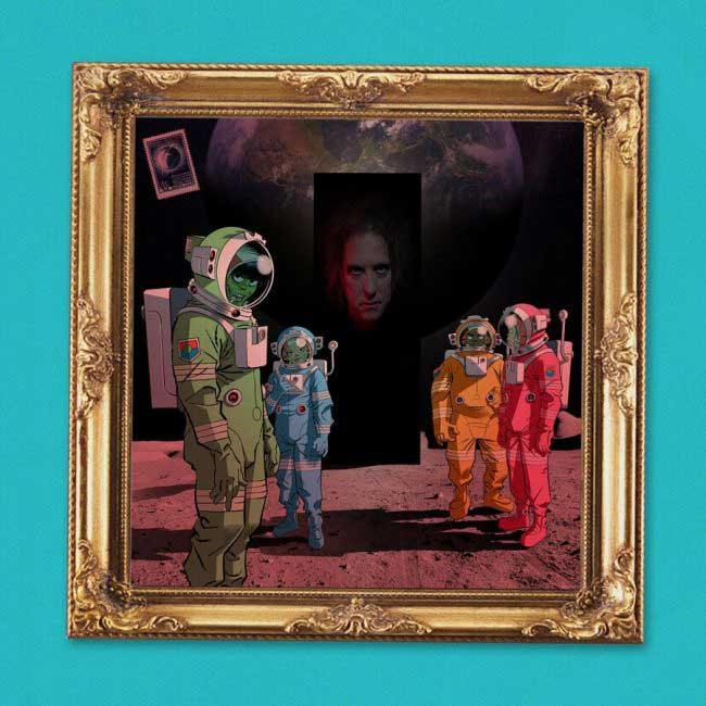 Robert Smith en solo chez Gorillaz...