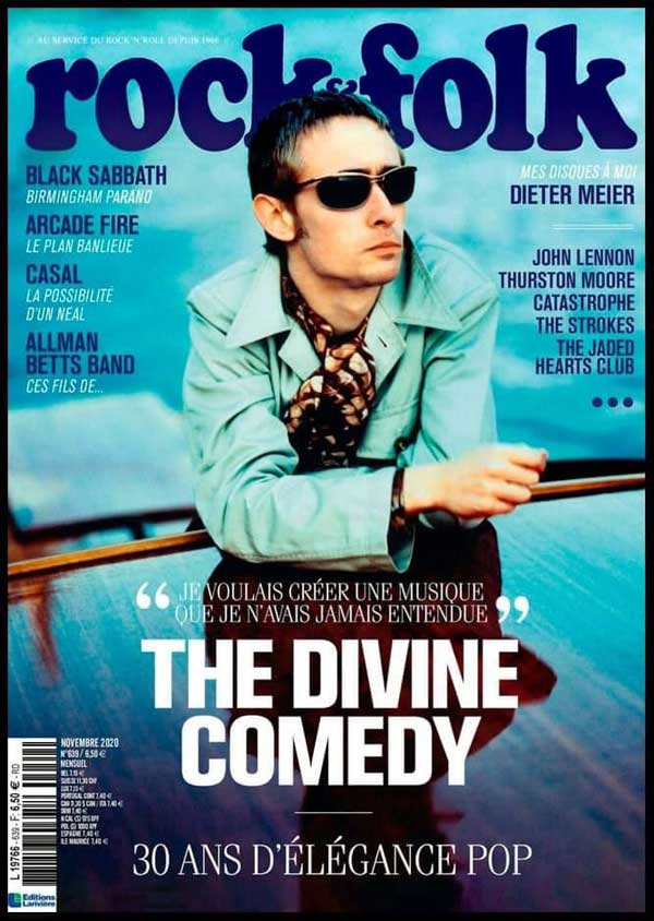 The Divine Comedy - Rock&Folk