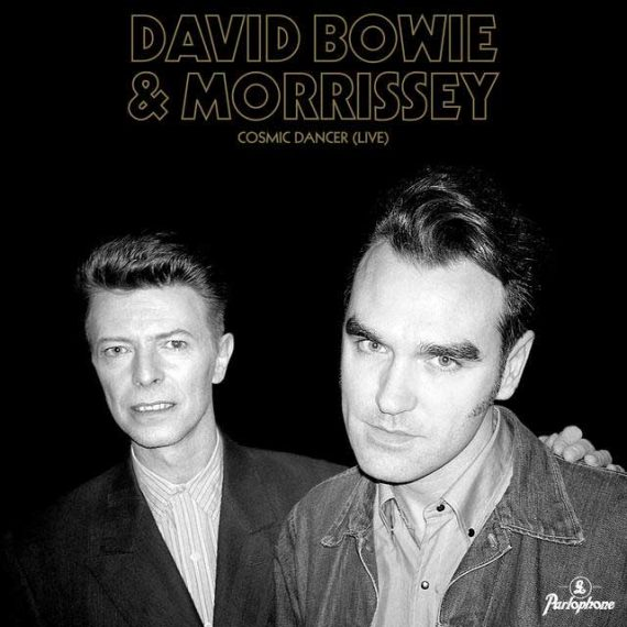 David Bowie / Morrissey - Cosmic Dancer