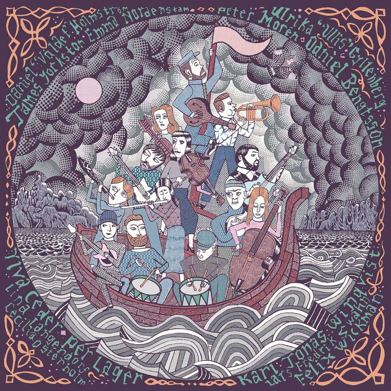 James Yorkston and The Second Hand Orchestra - The Wide, Wide River