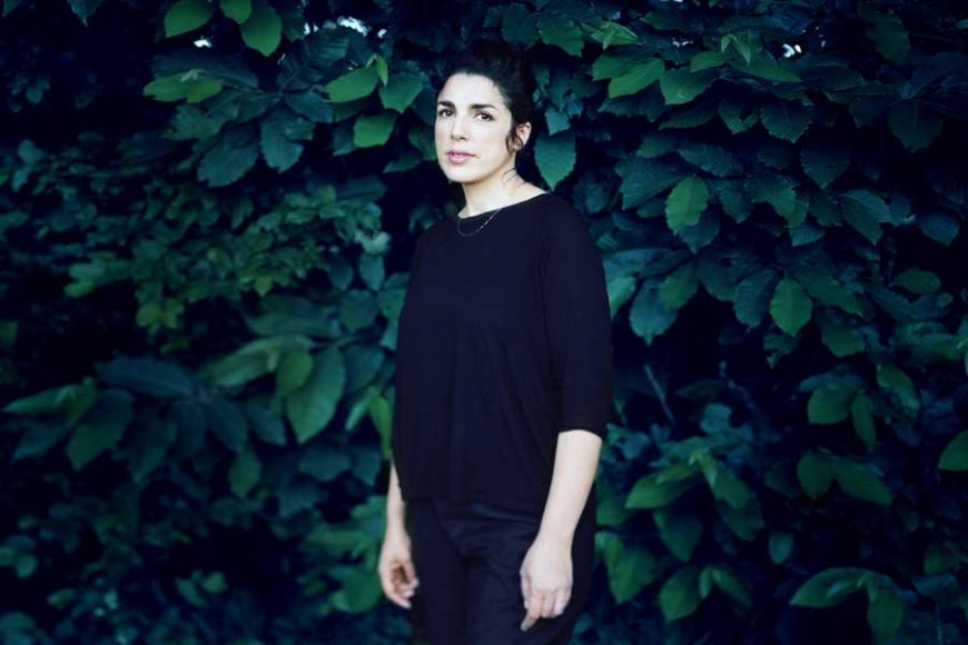 Laetitia Shériff par Lise Gaudaire