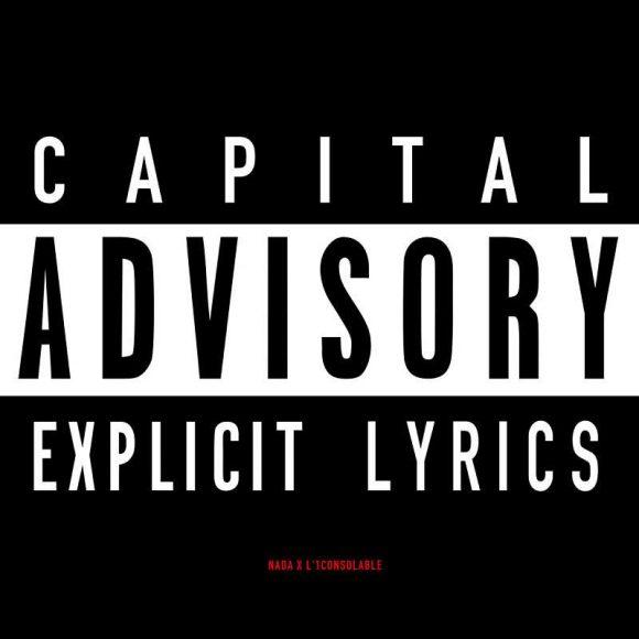 Nada x L'1consolable / Capital Advisory