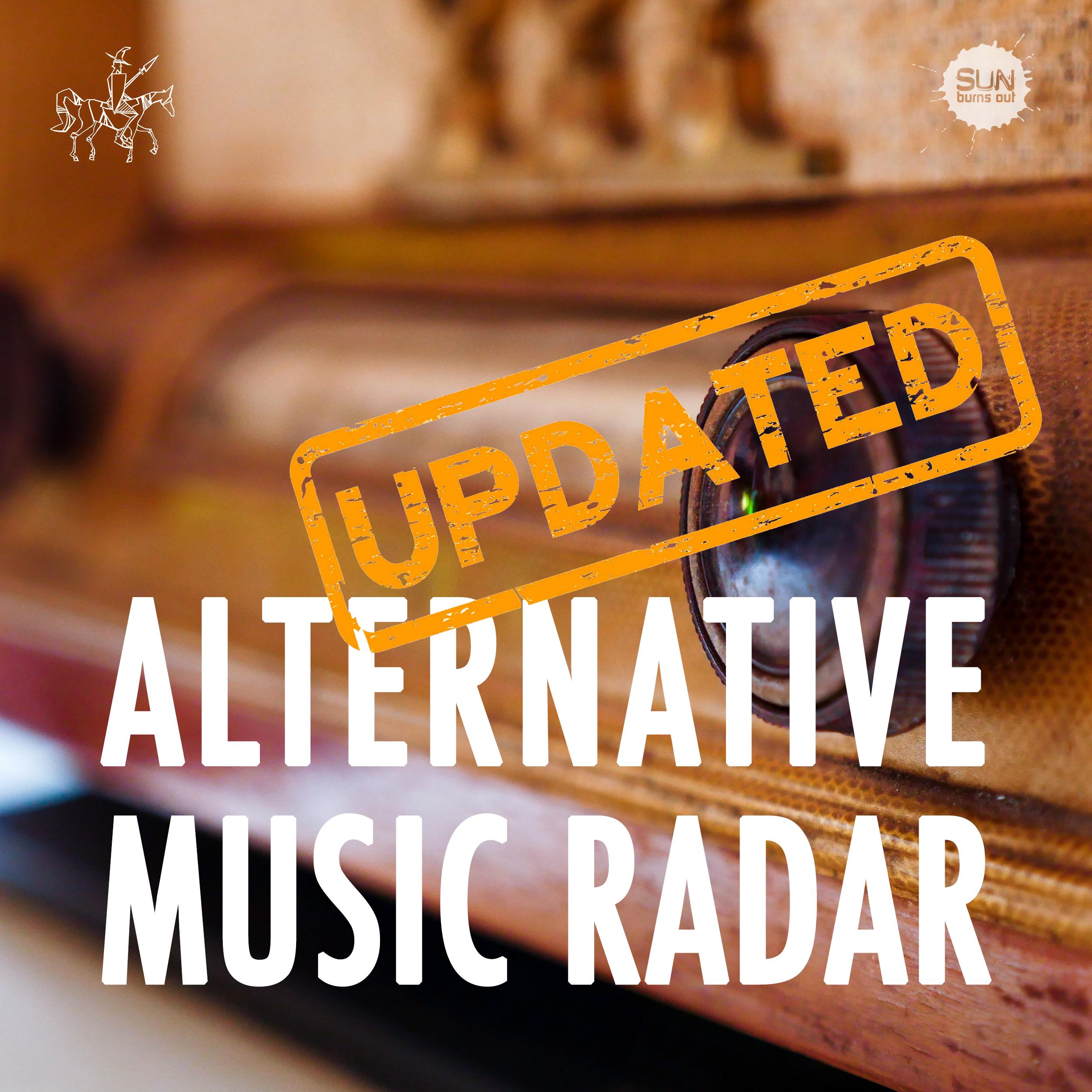 Quixotemusic Alternative Music Radar x Sun Burns Out