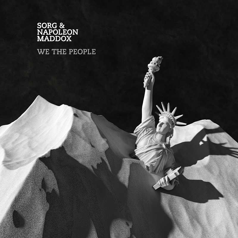 Sorg & Napoleon Maddox - We The People