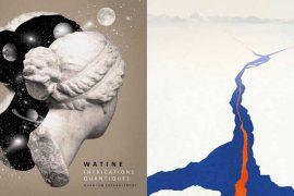 Catherine Watine - Intrications Quantiques // Cécile Seraud - Shoden