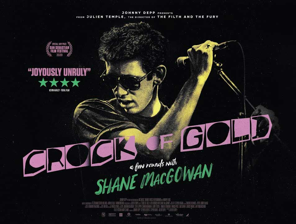 Crock of Gold: A Few Rounds with Shane MacGowan