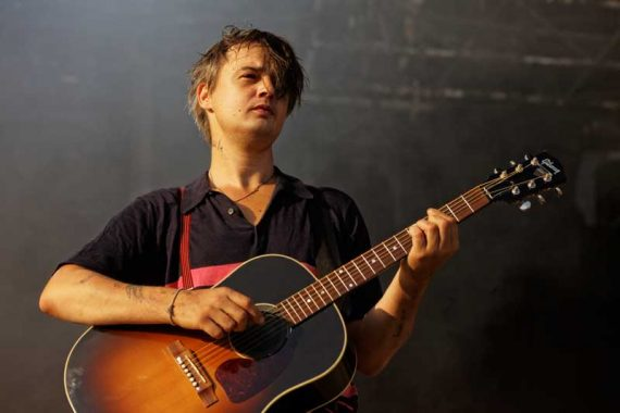 Pete Doherty 2012