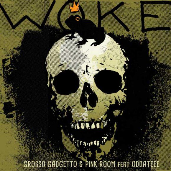Grosso Gadgetto - Pink Room - Oddateee - Woke
