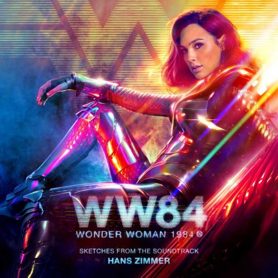 Hans Zimmer - Sketches from Wonder Woman 1984