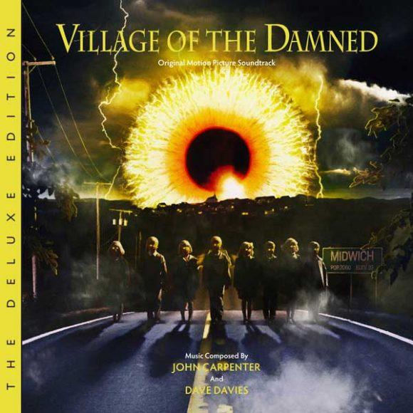 John Carpenter & Dave Davies - Village of The Damned