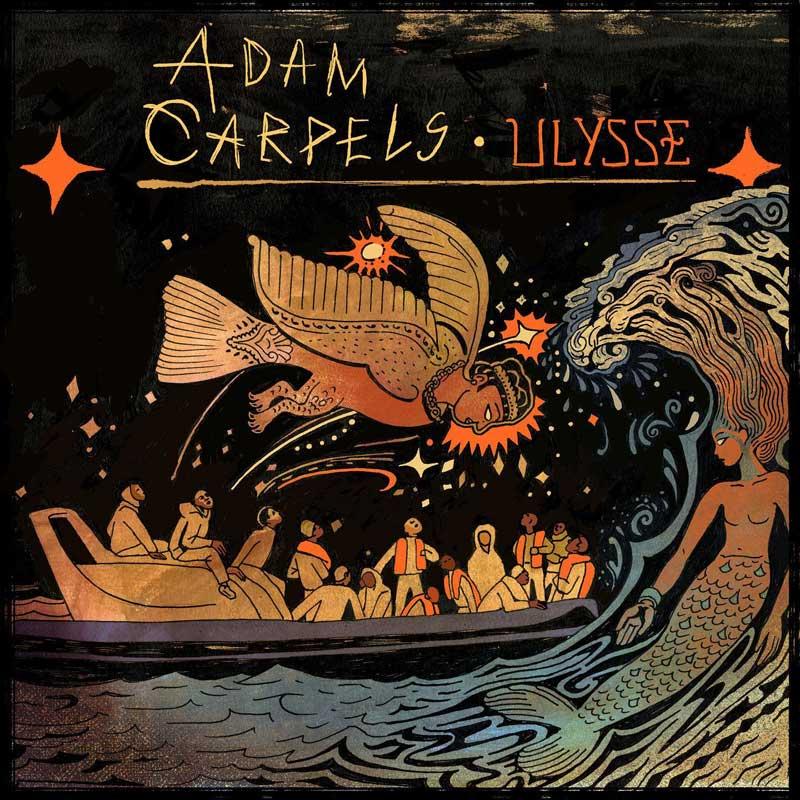 Adam Carpels - Ulysse