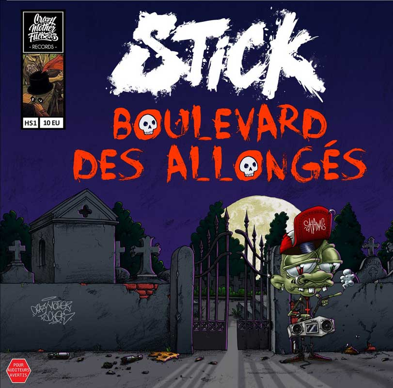Stick - Boulevard des allongés