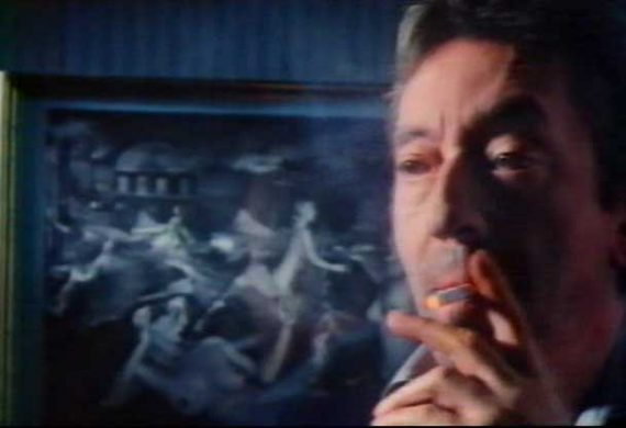 Gainsbourg dans Stan The Flasher