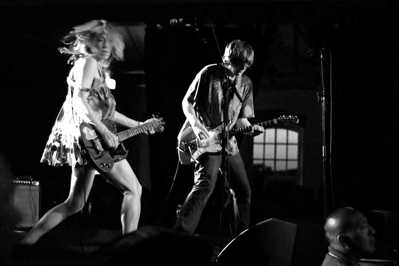 Sonic Youth live