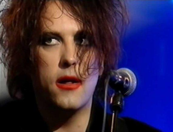 The Cure Live Réservoir 2001