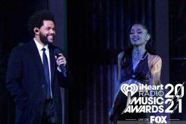he Weeknd & Ariana Grande - Save Your Tears