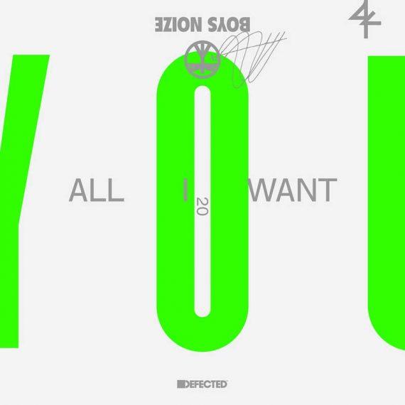 Boys Noize - All I Want