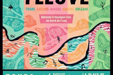 Festival Fleuve 2021 Tours