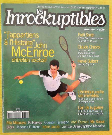 Les Inrockuptibles 1995