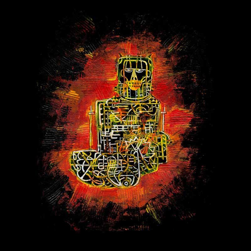 Ola Kvernberg - Steamdome II The Hypogean