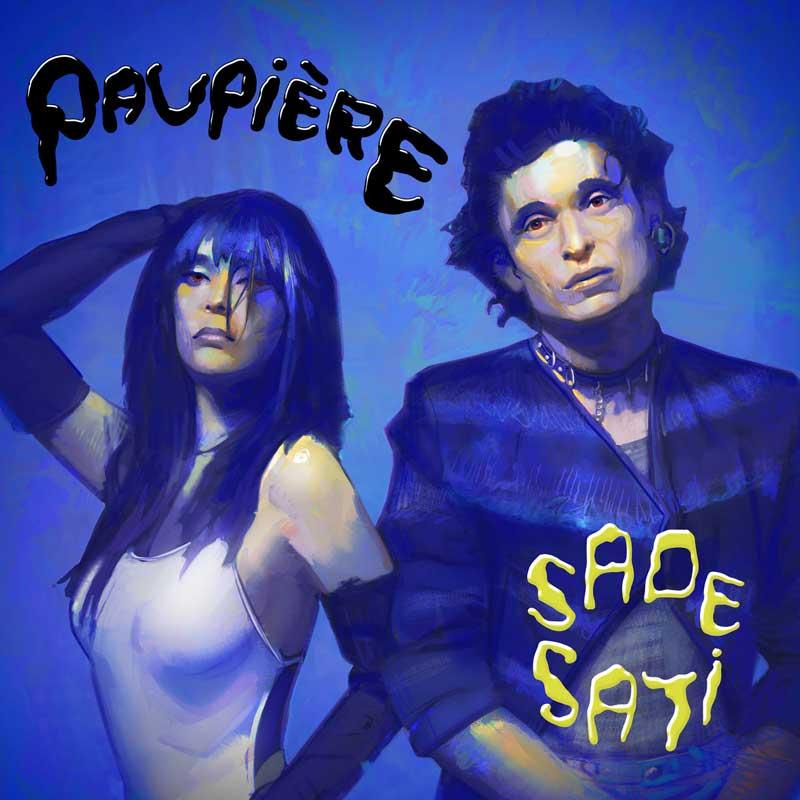 Paupière - Sade Satie