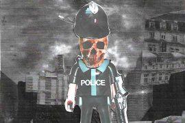 Coulez Mes Larmes, dit Le Policier ([Mauvais Sang)