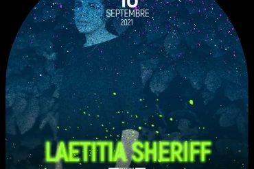 Hop Pop Hop 2021 - Laetitia Shériff (Jardin de l'Évêché, 18 septembre)
