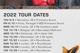 Pavement Tour 2022